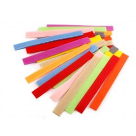 Rzep kolorowy – paski 20cm