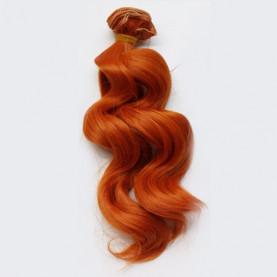 RUDY (7) - Falowane 15cm - Włosy Do Lalek