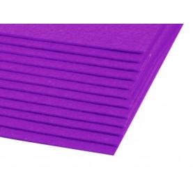 Filc 1,5mm sztywny – A4 fiolet