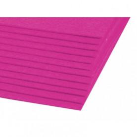 Filc 1,5mm sztywny – A4 czerwień ciemniejsza