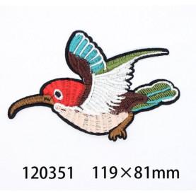 KOLIBER - Naprasowanka, 119x81mm