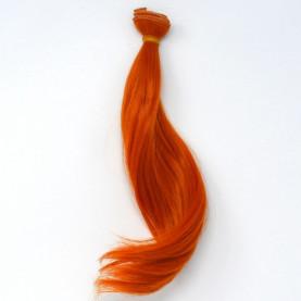 RUDY (7) - Super podwinięte 15cm - Włosy do Lalek