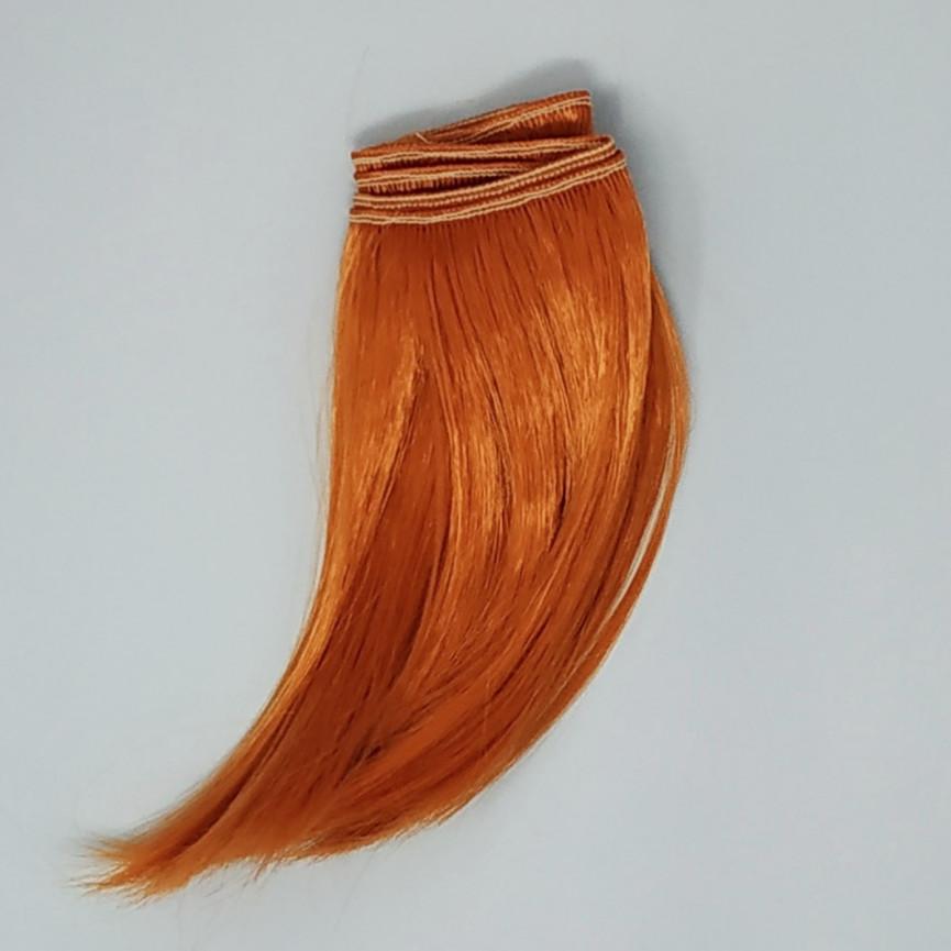 RUDY (7) - Podwinięte 15cm - Włosy do Lalek