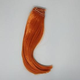 RUDY (7) - Podwinięte DŁUGIE 25cm - Włosy Do Lalek