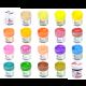 19 kolorów x 25ml
