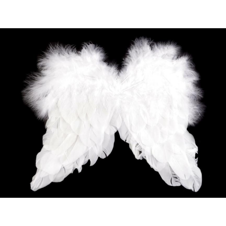 Skrzydła anielskie dla lalek