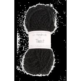 TWIST - czarny [Go Handmade]