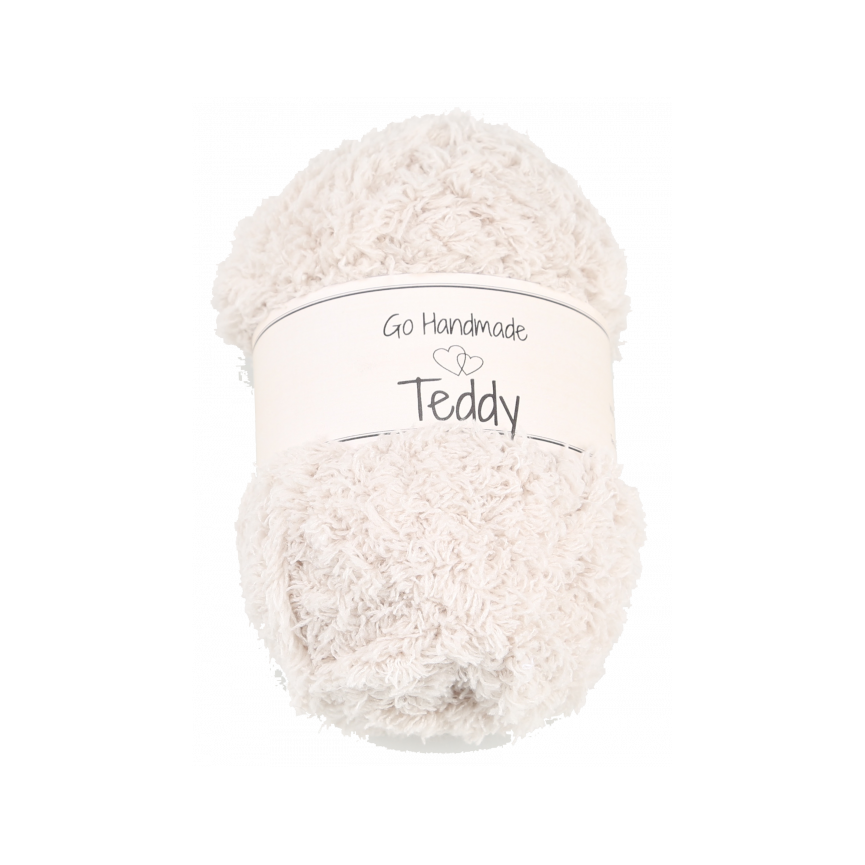 TEDDY - Beige [Go Handmade]