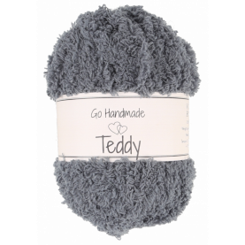 TEDDY - Grey [Go Handmade]