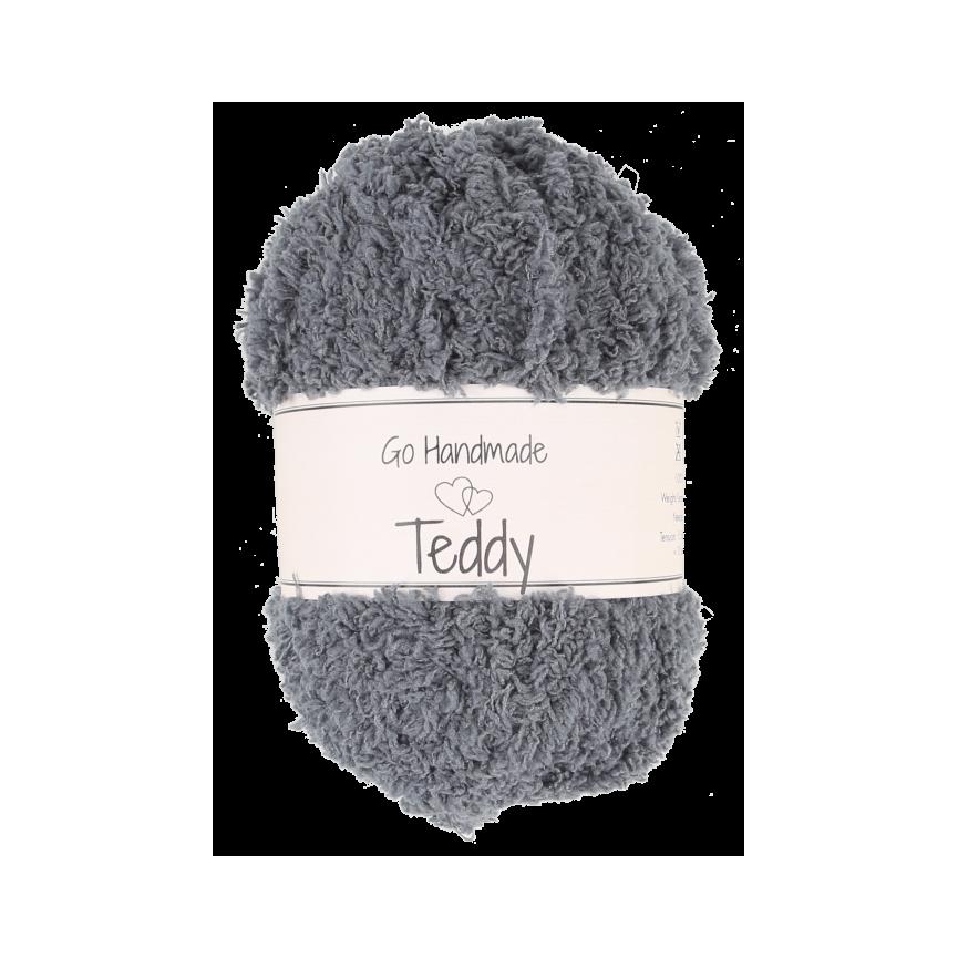 TEDDY - Grey [Go Handmade]