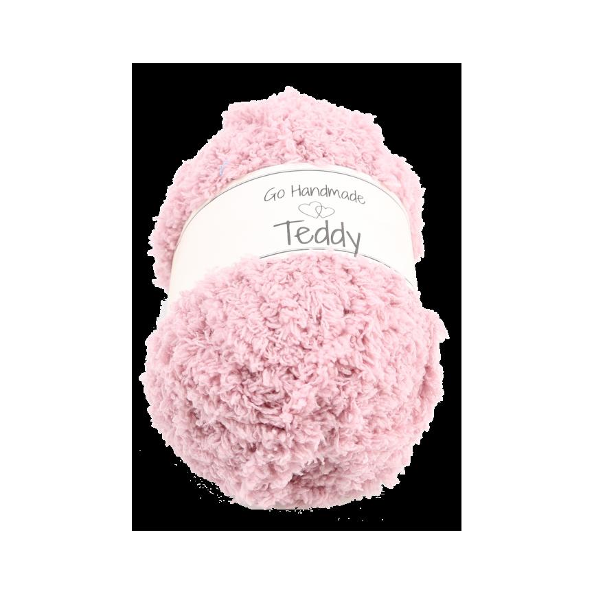 TEDDY - Old Rose [Go Handmade]