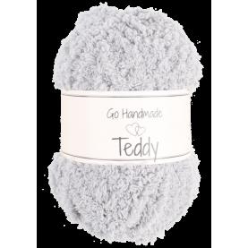 TEDDY - Light Grey [Go Handmade]