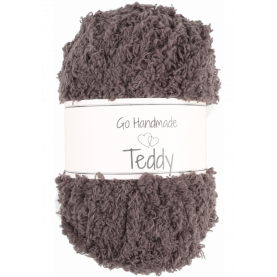 TEDDY - Dark Brown [Go Handmade]