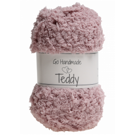 TEDDY - Light Lavender [Go Handmade]