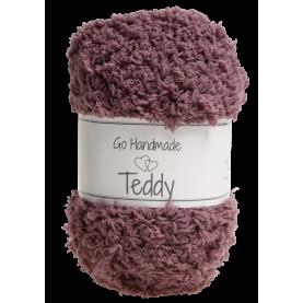 TEDDY - Dark Lavender [Go Handmade]