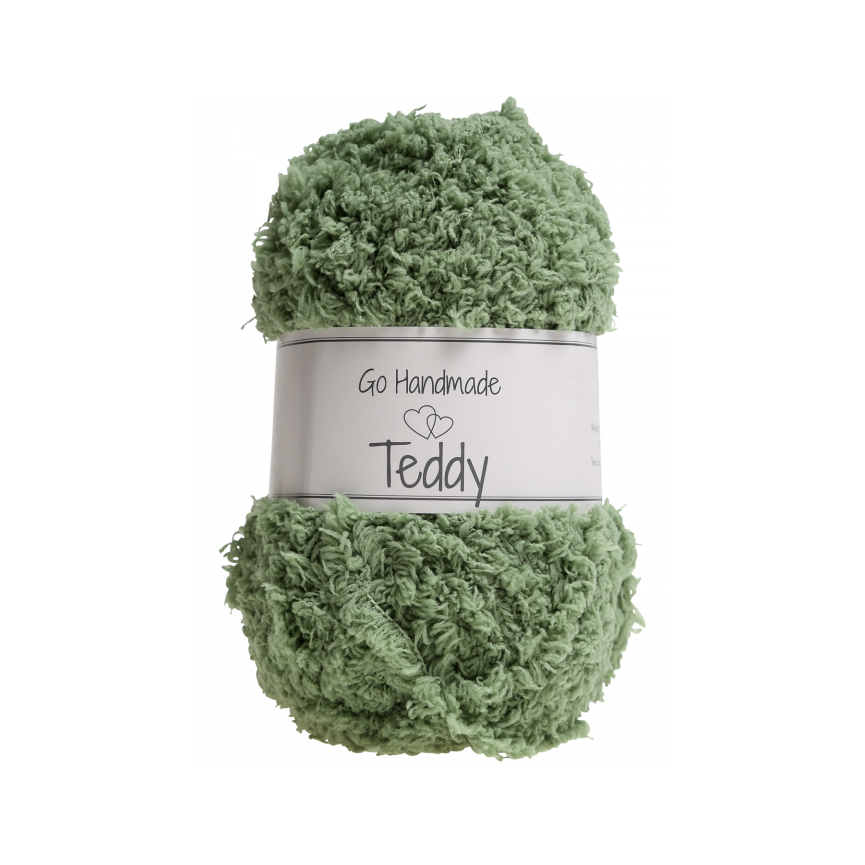 TEDDY - Apple Green [Go Handmade]
