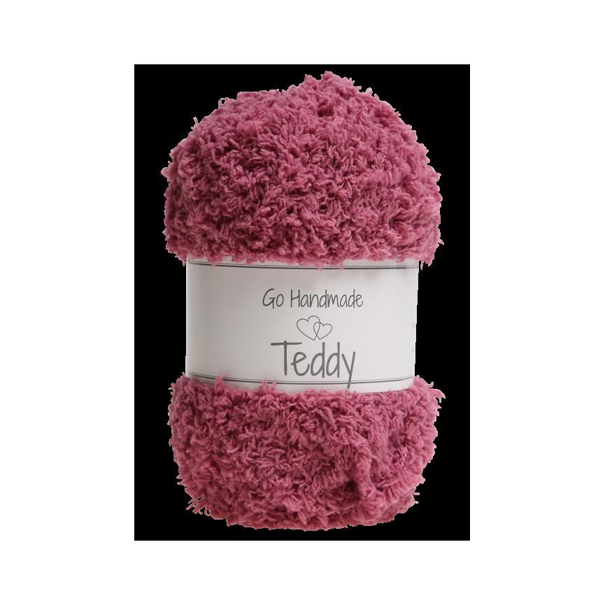 TEDDY - Old Dark Rose [Go Handmade]