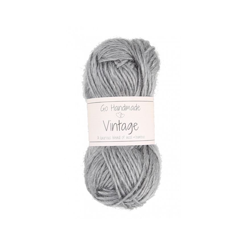 VINTAGE - Grey [Go Handmade]