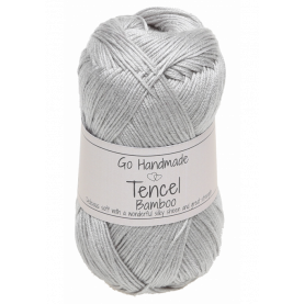 TENCEL - Light Grey [Go Handmade]