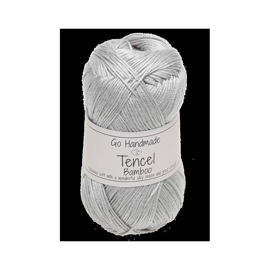 TENCEL - Light Grey [Go Handmade]