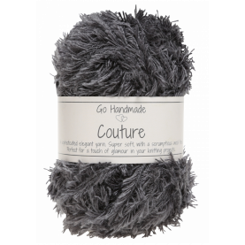 COUTURE - Dark Grey [Go Handmade]