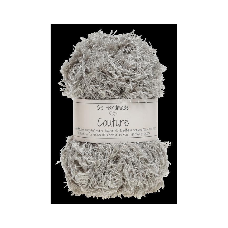 COUTURE - Light Grey [Go Handmade]