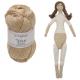 TENCEL Go Handmade włóczka na lalki i maskotki