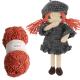TWIST Go Handmade włóczka na włosy lalki