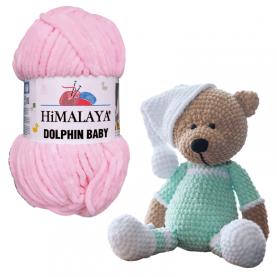 Włóczka HIMALAYA - DOLPHIN BABY miękka amigurumi