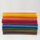 Filc kolorowy zestaw A4 wełniany