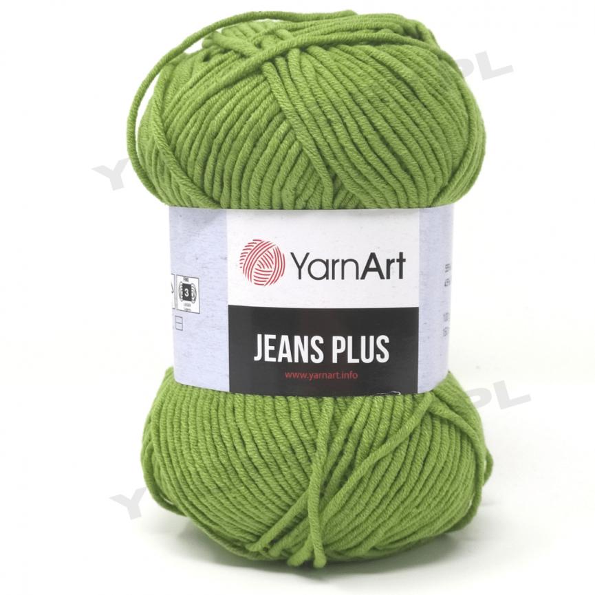 Włóczka JEANS PLUS - Yarnart - 100g - Bawełna + Akryl
