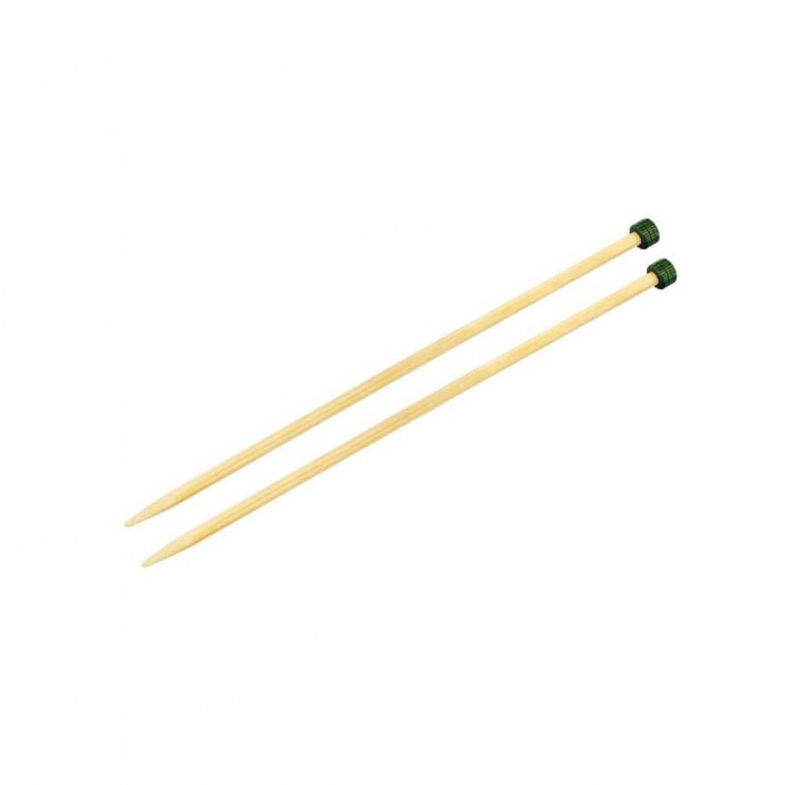 KnitPro Druty Bambusowe 30cm Single-Point