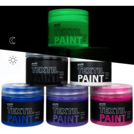 Zestaw Farb do Tkanin GALAXY - 6x50ml