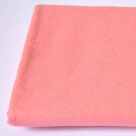 FILC WEŁNIANY DEKORACYJNY - 618 Różowy pastelowy