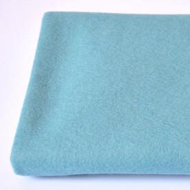 FILC WEŁNIANY DEKORACYJNY - 632 Niebieski pastelowy