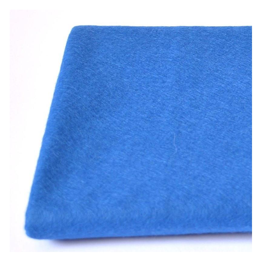 FILC WEŁNIANY DEKORACYJNY - 635 Royal Blue
