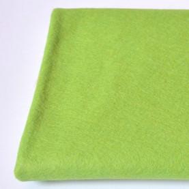 FILC WEŁNIANY DEKORACYJNY - 640 Zielony pastelowy