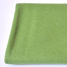 FILC WEŁNIANY DEKORACYJNY - 641 Zielony jasny