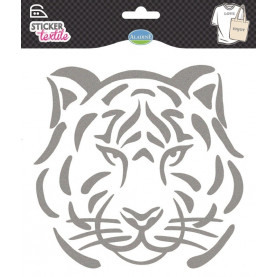 NAPRASOWANKI NA KOSZULKI / naklejki - Tygrys