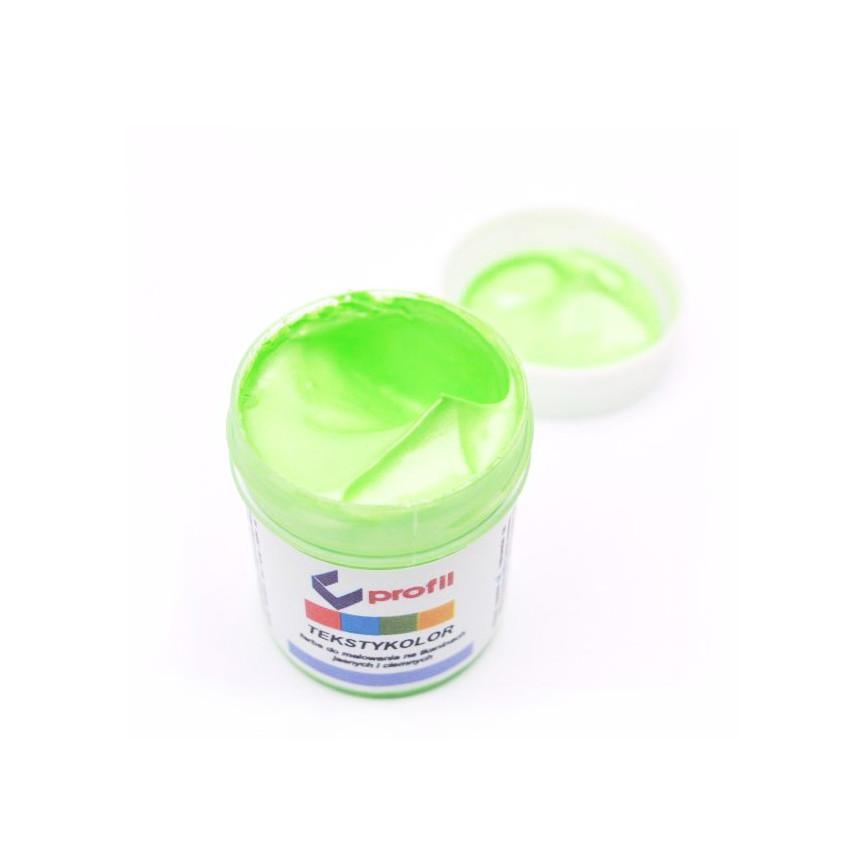 Zielona Fluo Perłowa - 0400 - 25ml