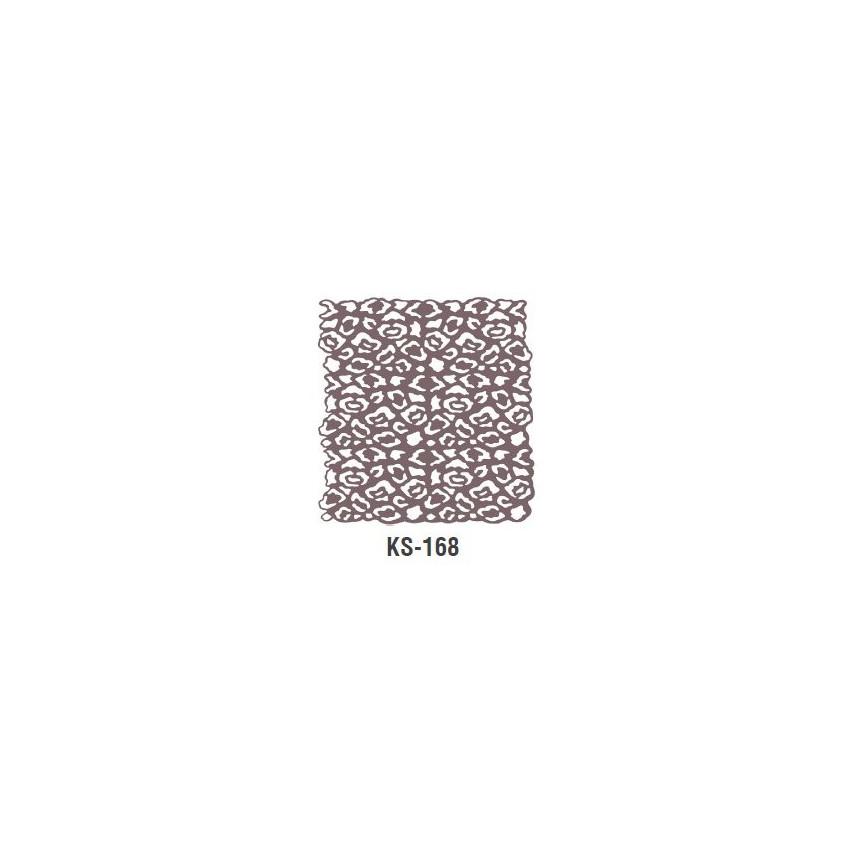 PANTERKA szablon malarski cieni 25cm 'Trendy Shadow'