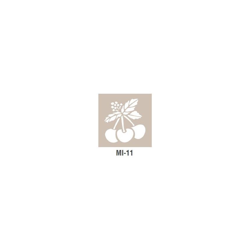 WISIENKI szablon mały - 7 x 10cm